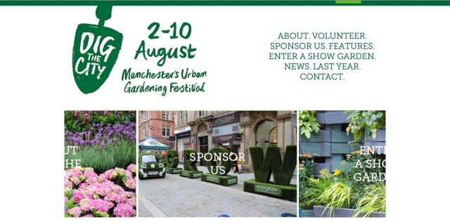 Manchester Urban Gardening Festival