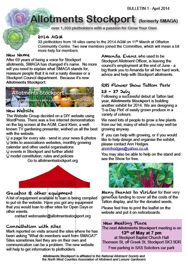 Allotments Stockport Bulletin 1 - april 201431.47