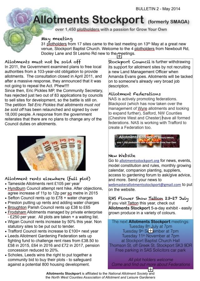 Screen Shot Bulletin 2