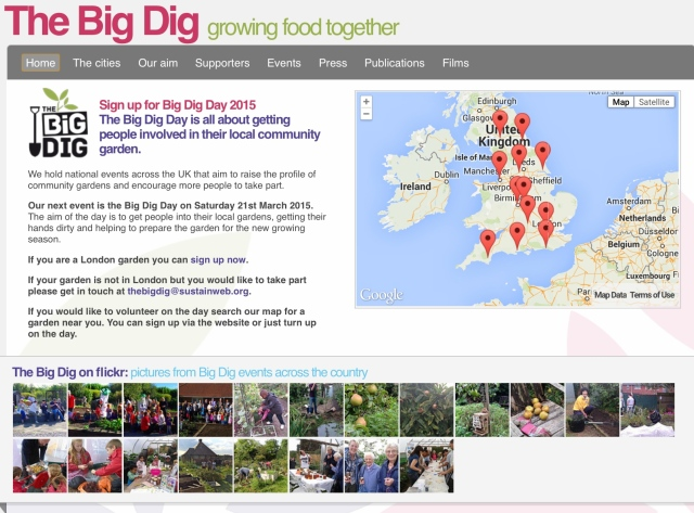 Click for the Big Dig website